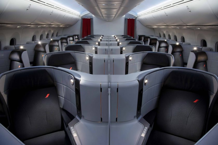 Air France Boeing 787 Business Class