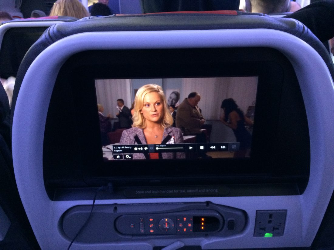 American Airlines Entertainment 2