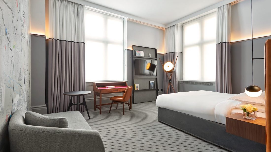 Andaz London Large King Room
