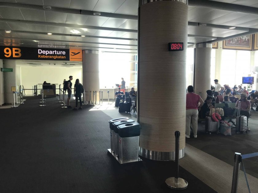 Cebu Pacific Review Boarding Gate