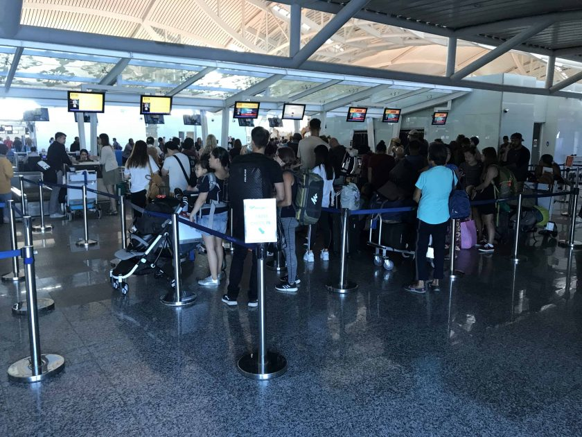 Cebu Pacific Review Online Check In Queue vs Normal Queue