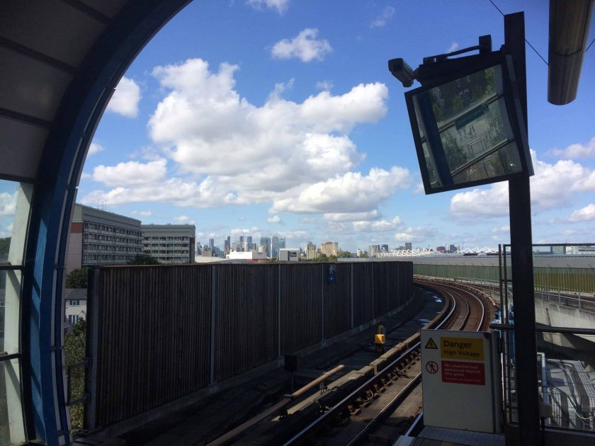 DLR Station London City