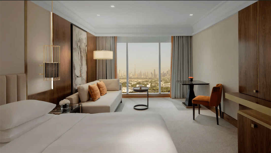 Grand Hyatt Dubai Room