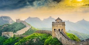 Great Wall Peking China