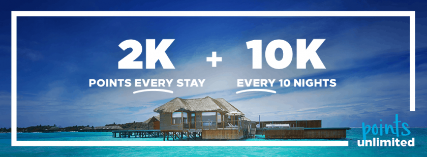 Hilton Honors Points Unlimited Promotion 2020 01 08 10 31 55