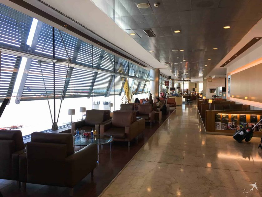 Iberia Lounge Madrid T4