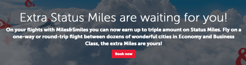 More Status Miles awaiting you! | Campaigns | Turkish Airlines ® 2019 10 06 13 21 06