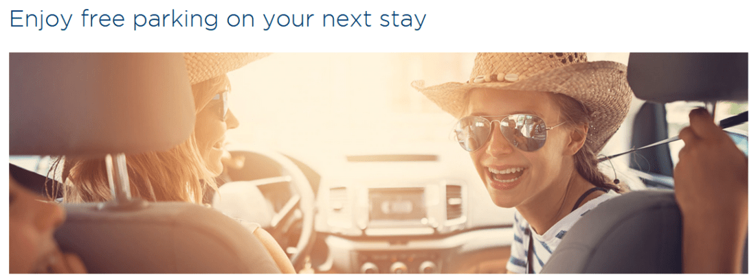 NH Hotels Free Parking