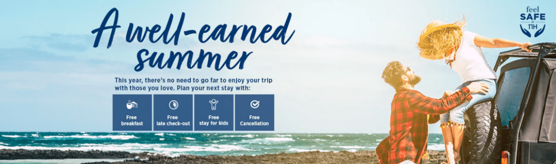 NH Well earned summer promo