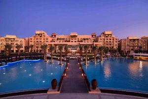 Rotana beach resort