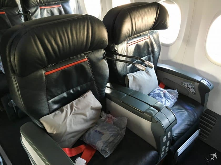 Turkish Airlines Business Class Boeing 737 900 840x630