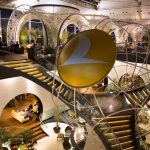 Turkish Airlines CIP Lounge Istanbul 10