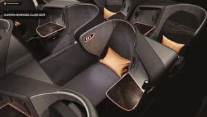 Turkish Airlines New Business Class