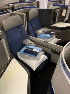 United Polaris 777 seats
