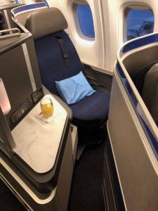 United Polaris Bewertung Seat