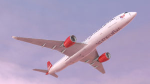 Virgin Atlantic Airbus A350