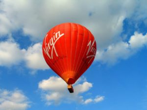 Virgin Balloon Flights Up And Away