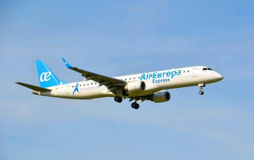 air europa express erj