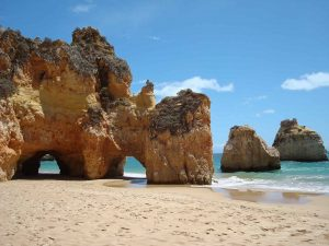 faro algarve portugal beach