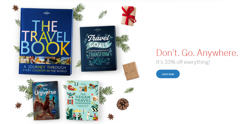 lonely planet discount 3
