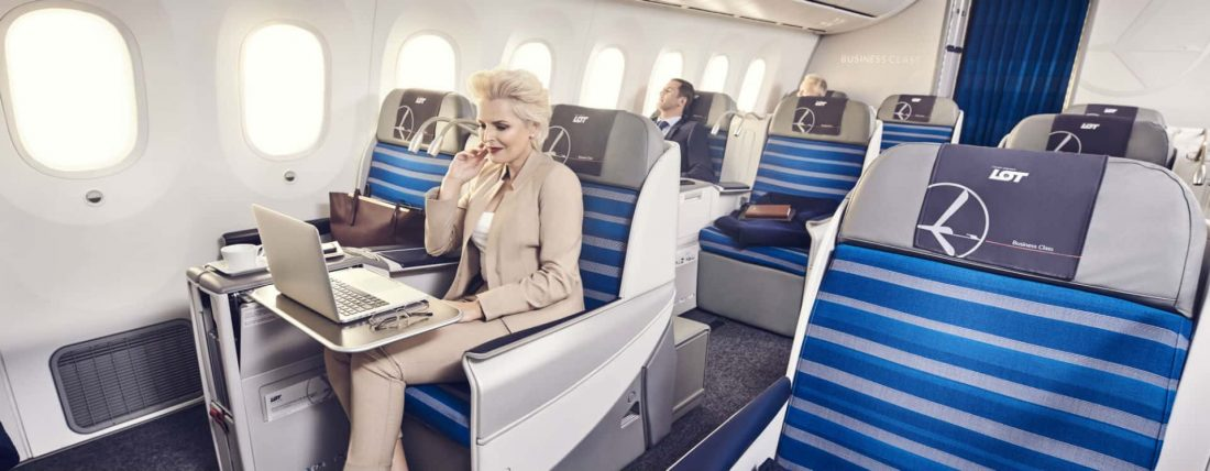 lot business class press