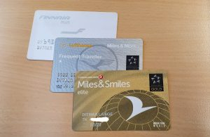 miles cards