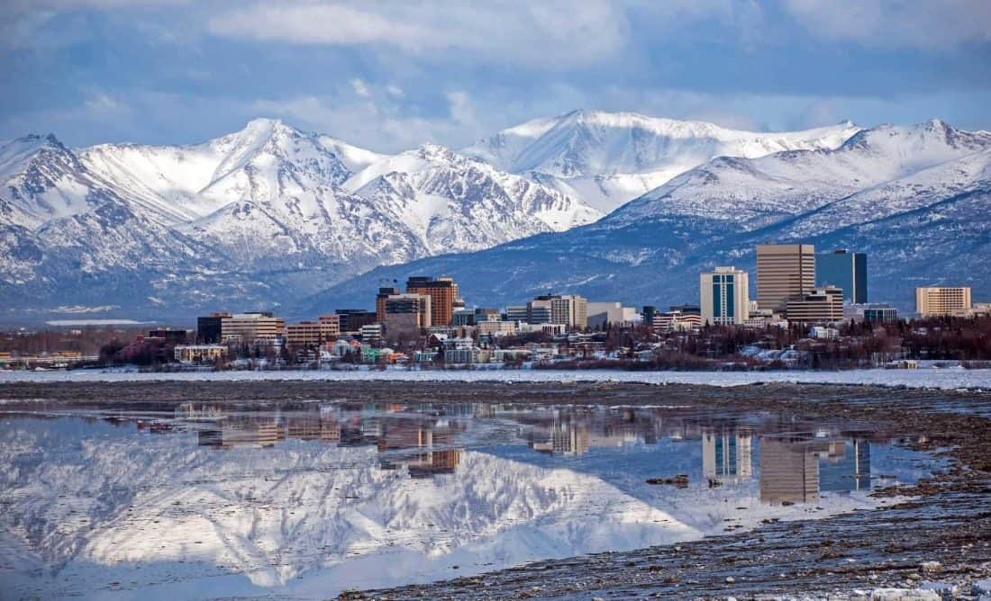 Anchorage, USA