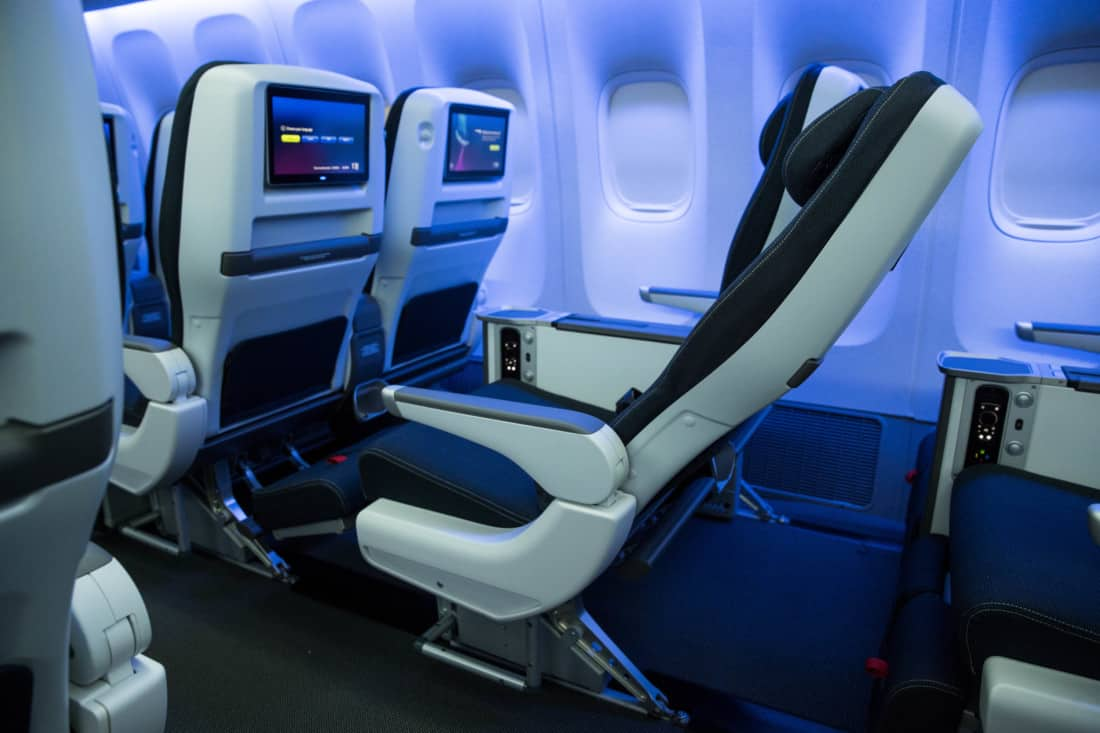 British Airways Neue Premium Economy