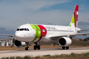 TAP Portugal Airbus A320